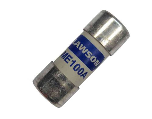 Lawson ME100 100A House Service Cut-out Main Fuse BS1361 ⌀22.23mm