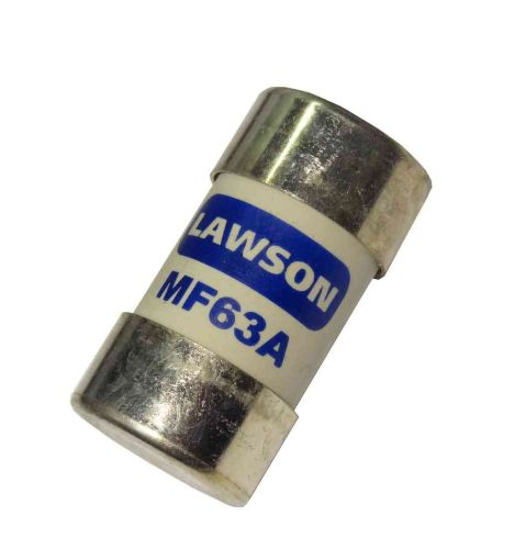 MF63 63A Cartridge Fuse | BS1361