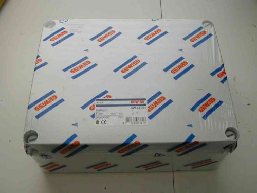 Plastic Junction Box IP56 240mm x 190mm x 90mm