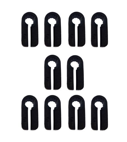 Size 3 SWA Cable Cleats / Clips ⌀7.6mm CC3 (10 Pack)