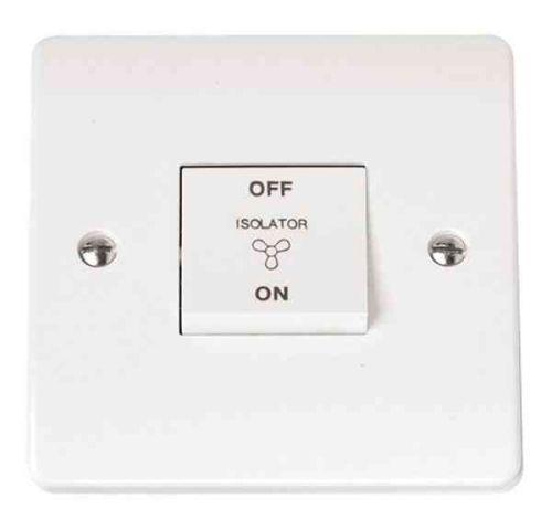 3 Pole Fan Isolator Switch | Click CMA020