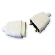 2 Pin 10A In-line Connector