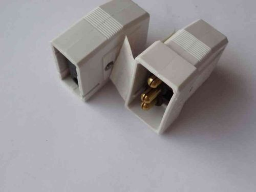 3 Pin 10A In-line Connector