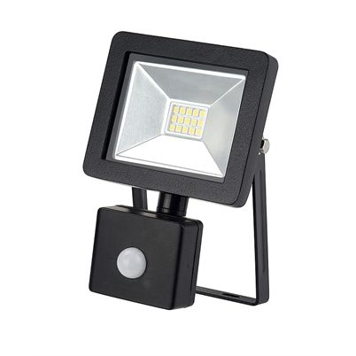 LED PIR Security Floodlight | 10W