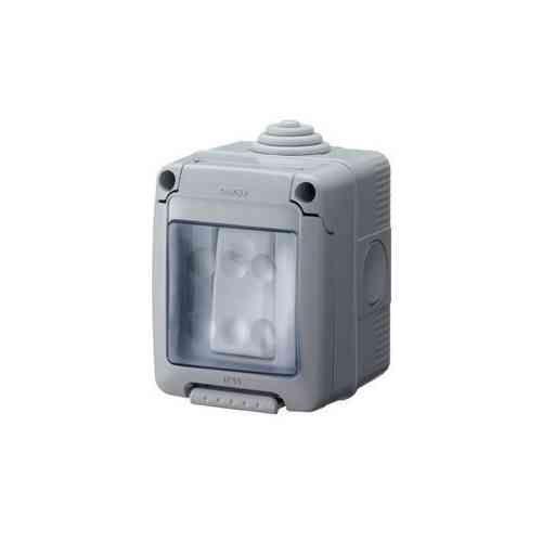 Outdoor Light Switch 1 Gang