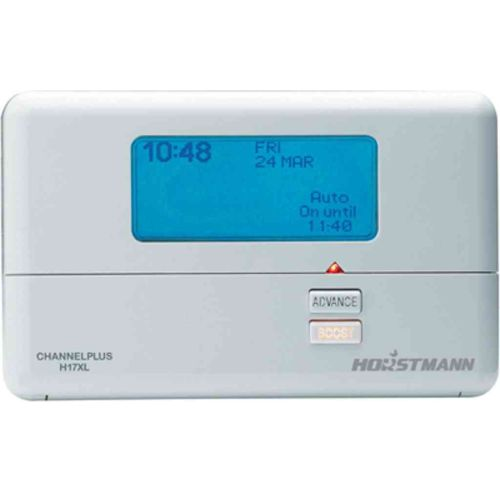 Horstmann H17XL ChannelPlus Central Heating Time Switch