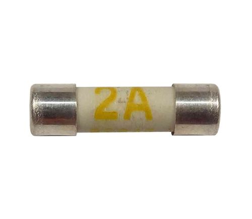 2A Fuse BS646 | 19mm x 5mm