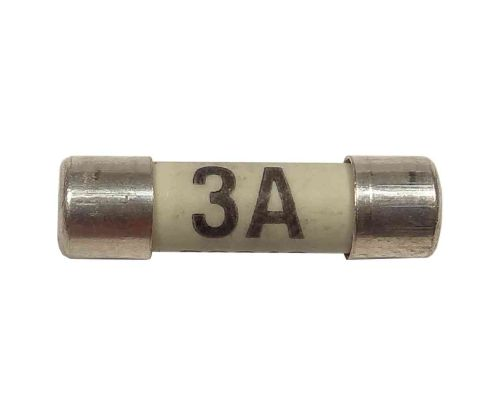 BS646 3A Fuse