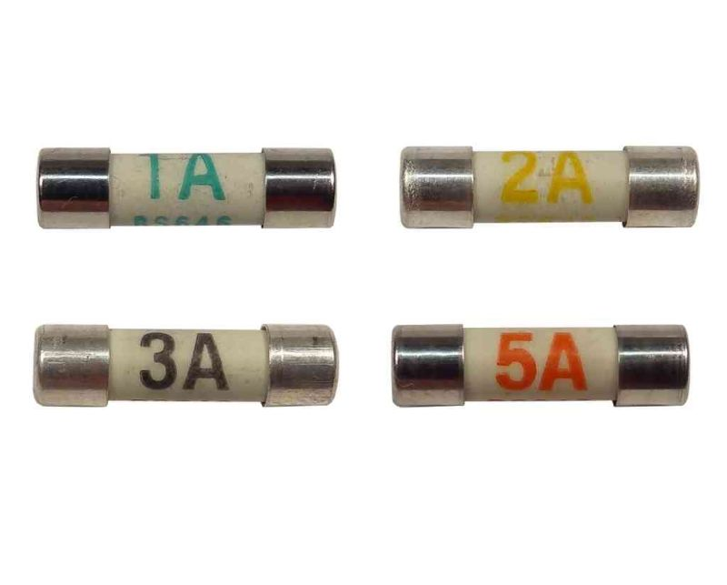 BS646 Fuses