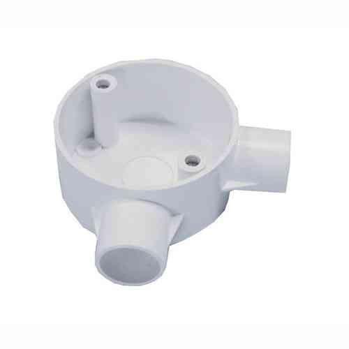 20mm PVC Conduit Angle Box