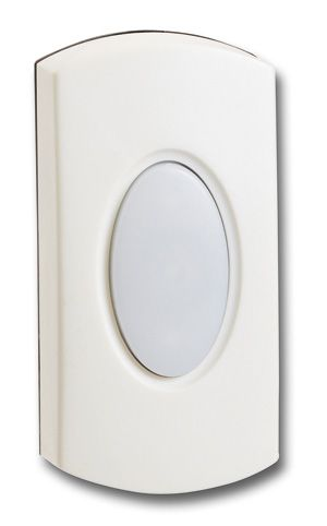 Doorbell Bell Push Button | White | Illuminated