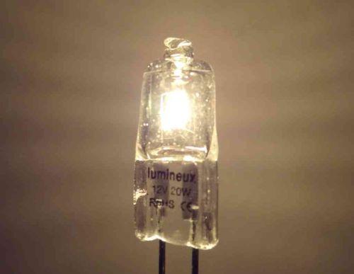 20W Halogen Low Voltage G4 Capsule  / Bulb
