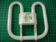 16W 2 Pin 2D Compact Fluorescent Lamp