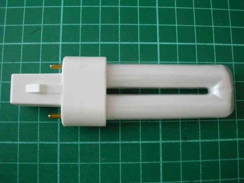 5W 2 Pin PL-S Compact Fluorescent Lamp (CFL)