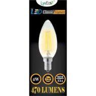 LED Bulb | Candle | 4W Filament | SES