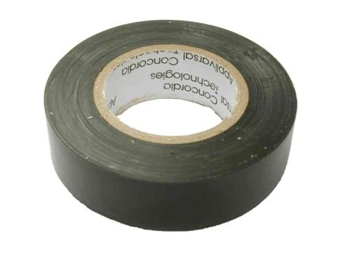 Black PVC Insulation Tape 19mm x 20m