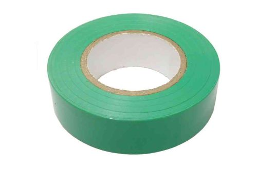 Green PVC Insulation Tape 19mm x 20m