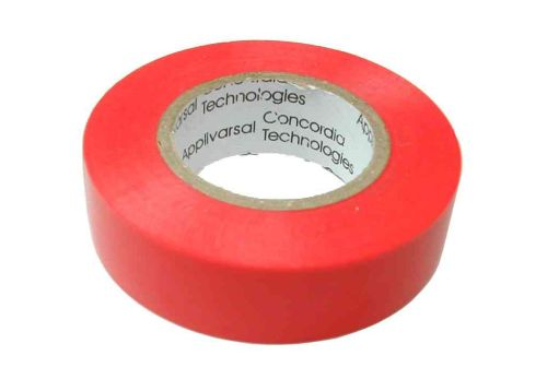 Red PVC Electrical Insulation Tape 19mm x 20m