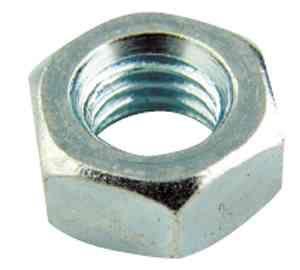 10mm / M10 Hex Nut   Metric Thread