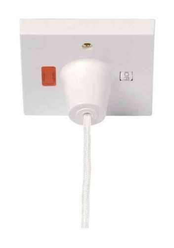 50A Shower Pull Cord Switch