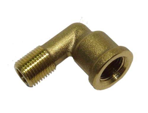 1/8 Inch BSP Brass Elbow | MxF Male x Female