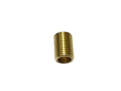 1/4 Inch BSP Brass Running Nipple