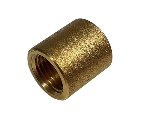 1/4 Inch BSP Brass Socket / Coupler