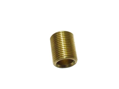 "3/8"" BSP Brass Running Nipple"