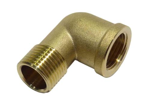 1/2 Inch BSP Brass Elbow | MxF Male x Female