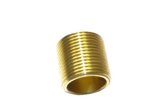"Brass Running Nipple 3/4"" BSP"