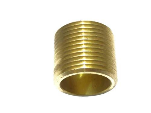 1 Inch BSP Brass Running Nipple