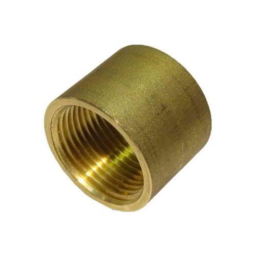 1 Inch BSP Brass Socket / Coupler