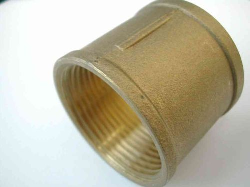 1-1/4 Inch BSP Brass Socket / Coupler