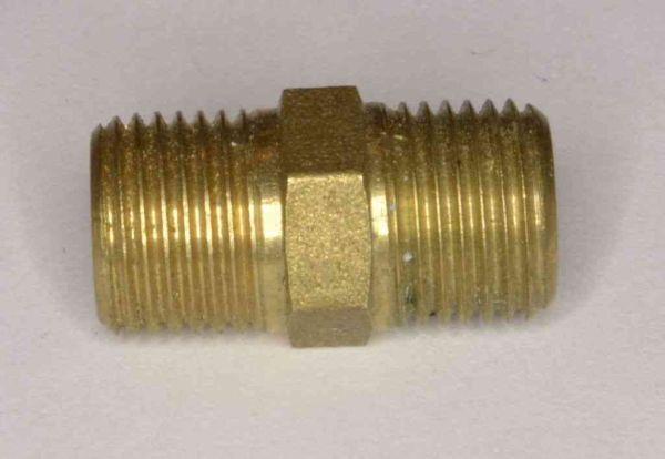 Brass Nipple For Kitchen Sink Basket Strainer