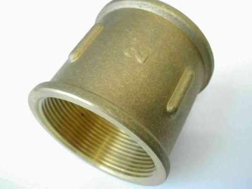 "Brass Socket 2"" BSP"