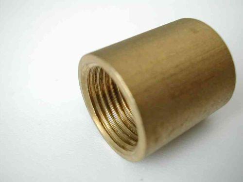 3/8 Inch BSP Brass Socket / Coupler