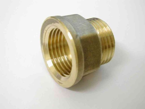 Inch bsp male female brass tap extension stevenson