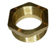 "1"" x 3/4"" BSP Brass Hex Reducing Bush"
