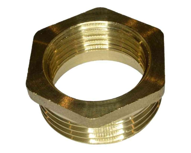 Brass Hex Reducing Bushes