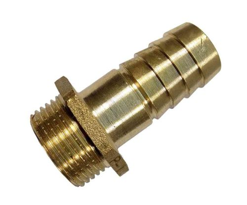 "3/4"" BSP Brass Hose Tail Connector"