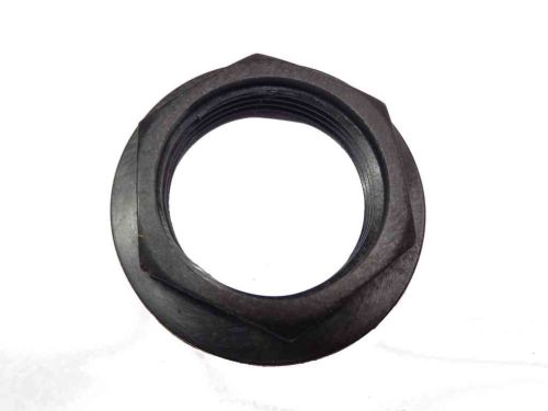 1-1/4 Inch BSP Plastic Flanged Back Nut