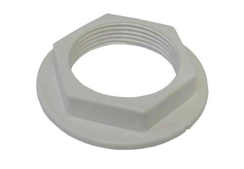 1-1/2 Inch BSP Plastic Flanged Back Nut
