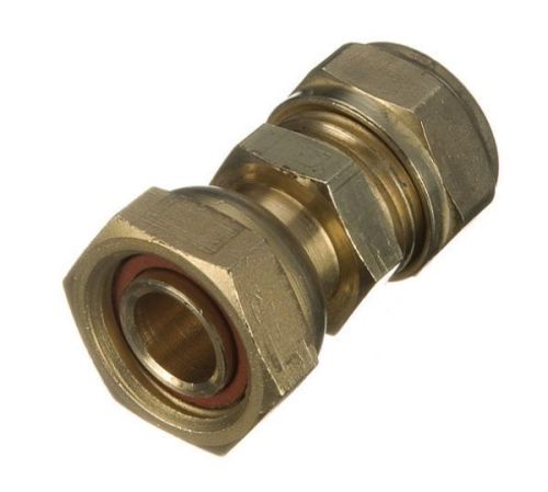 "15mm x 1/2"" BSP Compression Tap Connector"
