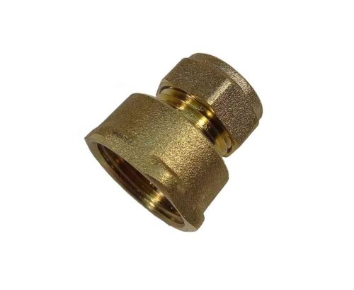 15mm Compression x 3/4 Inch BSP Female Adaptor / Coupler