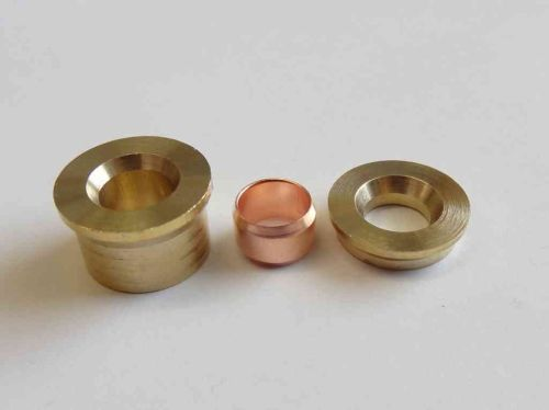 15mm x 8mm Compression Fitting Reducing Set