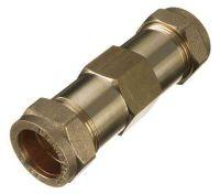 22mm Compression Burst Repair Coupler