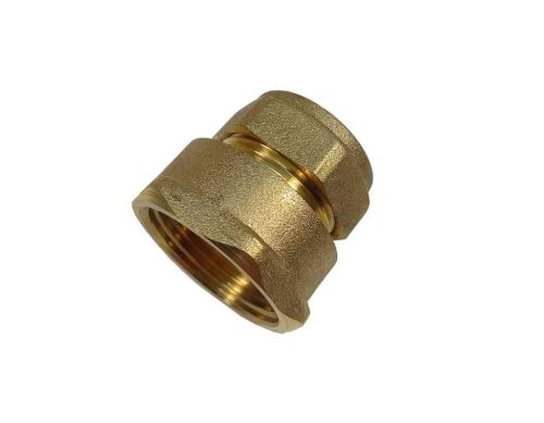 22mm Compression x 1 Inch BSP Female Adaptor / Coupler
