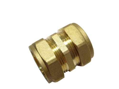 28mm Compression Straight Coupler
