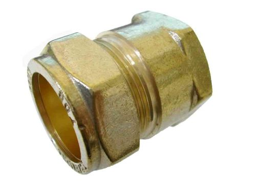 28mm Compression x 1 Inch BSP Female Adaptor / Coupler