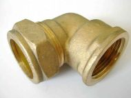 28mm Compression x 1 Inch BSP Female Elbow